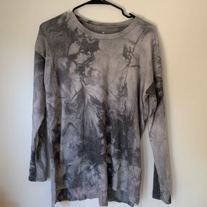 Super Soft American Eagle Tie Dye Top
